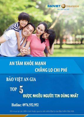 Bao Việt An Gia